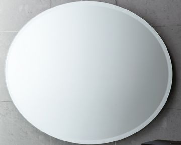 Gedy Oval Bevelled Edge Mirror - 2585